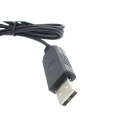 Kabl adapter 5VDC na 12VDC