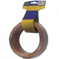 Kabl za zvučnike 2x0.75mm2 pakovanje 20m