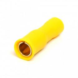 Kablovska bullet papučica ženska žuta