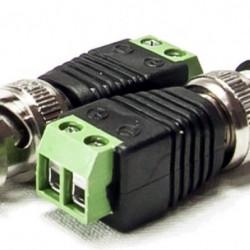 Muški BNC konektor sa rednom klemom