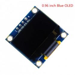 OLED displej 128x64 0.96 inča plavi