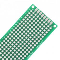 Probna ploča za lemljenje dvostrana 30x70mm