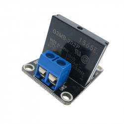 SSR relejni modul 1 kanal 5VDC