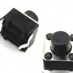 Taster za PCB montažu 6x6x6mm