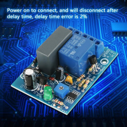 Univerzalni tajmer 230VAC 0-10 sekundi