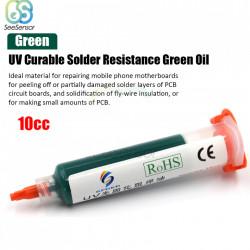UV maska za PCB pločice zelena