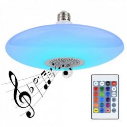 Bluetooth RGB LED sijalica sa zvučnikom 30W
