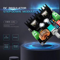 DC-DC konvertor 5A sa potenciometrom