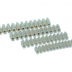Luster klema 1.5mm2 bela