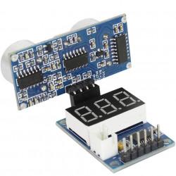 Modul za merenje rastojanja sa LED displejom