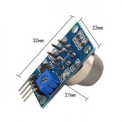 MQ-4 senzor metana i prirodnih gasova