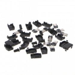 Muški mikro USB konektor ugaoni