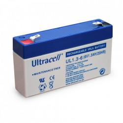 Olovni akumulator 6V 1.3Ah Ultracell