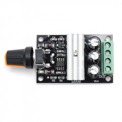 Regulator brzine DC motora 3A