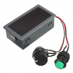 Regulator brzine DC motora 5A sa LED displejom ugradni