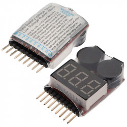 Tester litijum polimer baterija