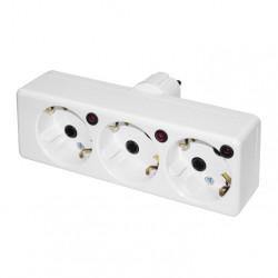 Trofazno-monofazni razdelnik sa LED indikatorom