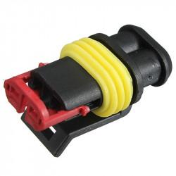 Vodootporni auto konektor 2 pina