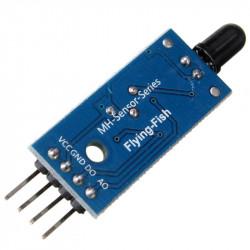 Arduino senzor plamena