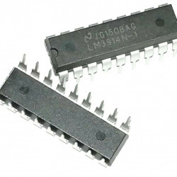 Integrisano kolo LM3914N DIP18