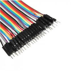 Kablovi za protobord muško-muški 10cm
