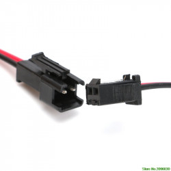 LED ampermetar 0-100A 22mm zeleni