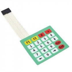Membranska tastatura 4x5