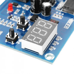 Modul za kontrolu punjenja akumulatora sa LED displejom