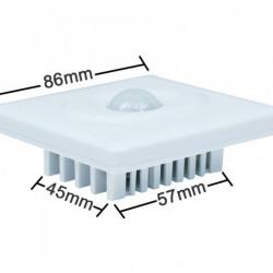 Prekidač za svetlo sa senzorom pokreta