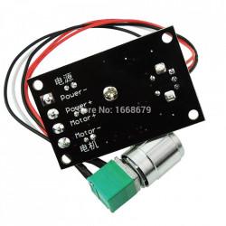 Regulator brzine DC motora 3A sa kablom V1.0