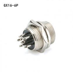 Set metalnih konektora 6 pina