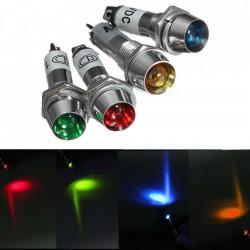 Signalna LED sijalica 230VAC plava
