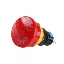 Sigurnosni taster za mašine 16mm