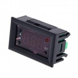 Temperaturni kontroler ugradni crveni