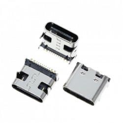 Ženski mikro USB konektor tip C