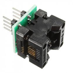 Adapter SOIC8/SOP8 na DIP8 150mil