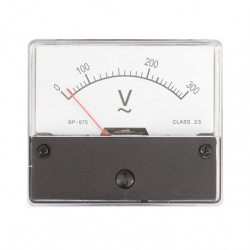 Analogni panelmetar 300VAC