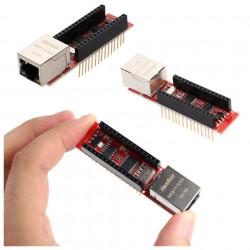 Arduino NANO ethernet shieled ENC28J60
