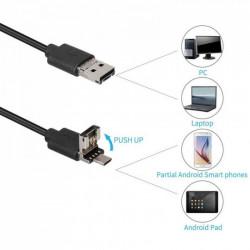 Endoskopska mini HD kamera za android i windows