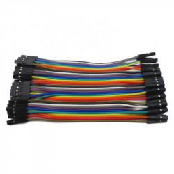 Kablovi za protobord žensko-ženski 10cm