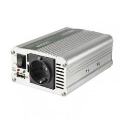 Naponski pretvarač 12VDC-230VAC 600W sa USB priključkom
