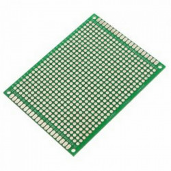 Probna ploča za lemljenje dvostrana 50x70mm