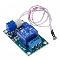 Relejni modul sa foto senzorom 12VDC