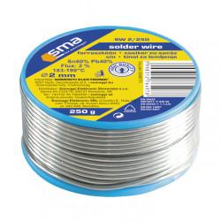 Tinol žica za lemljenje 0.5mm 250gr