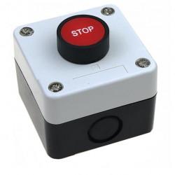 Vodootporna kutija sa crvenim (STOP) tasterom