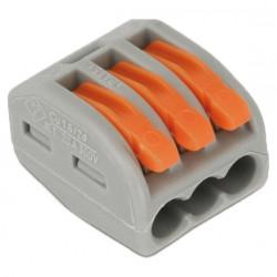 Wago spojnica za kablove tropolna