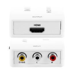 Adapter 3xRCA na HDMI