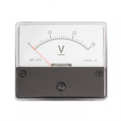 Analogni panelmetar 30VDC