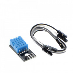 Arduino senzor temperature i vlažnosti vazduha DHT11
