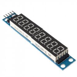 LED displej modul sa 8 cifara